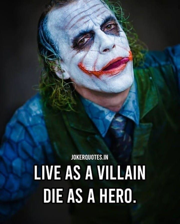 Hair Hairstyle Haircolor Type Quot Yesquot If You Agree Fun Ers Joker Quotes Wallpaper Joker Quotes Best Joker Quotes