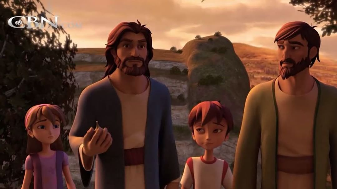 Get Superbook's newest episode, Joshua and Caleb, today! You