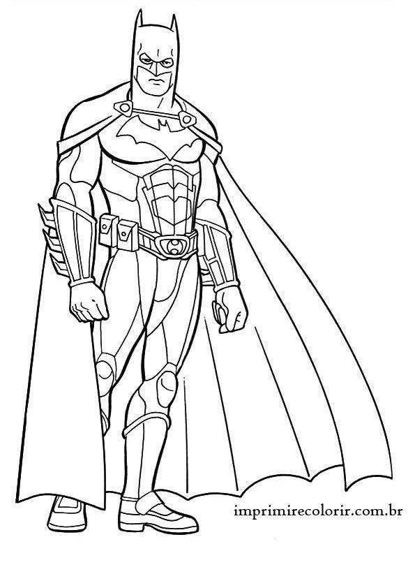 Superman Batman Coloring Pages Coloring Pages For Kids