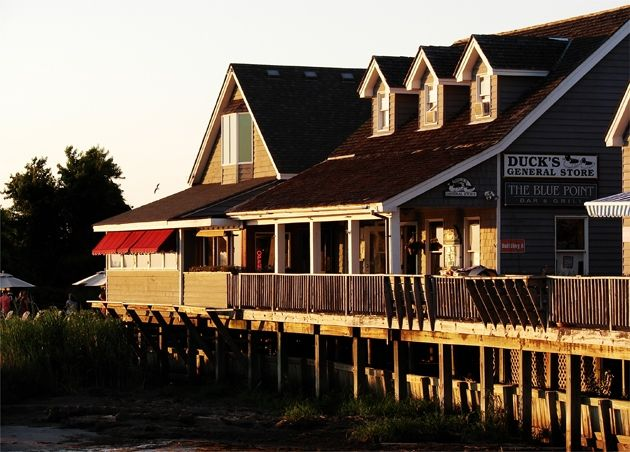 Blue Point Bar Grill Duck Nc House Styles Blue Point Outer Banks Nc