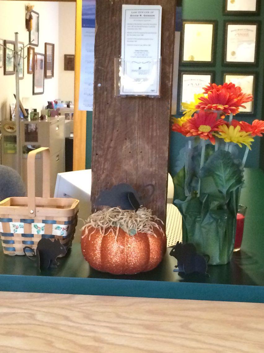 halloween office decor. Fall/Halloween Office Decor H.A . Berkheimer, Inc. Halloween