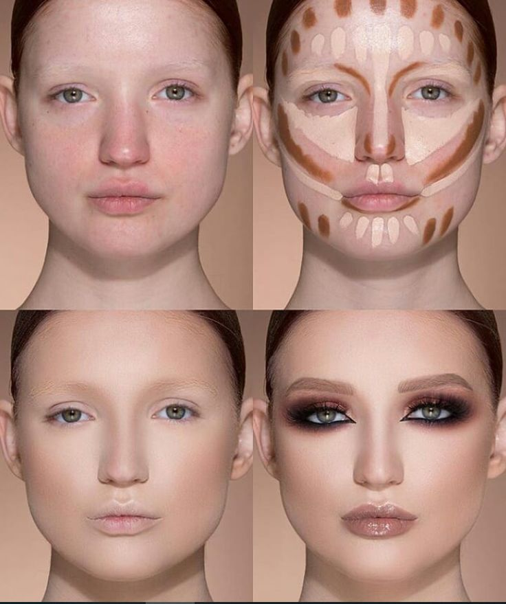 Photo of 24 Tutorial for highlighting perfect and best contours for beginners – Page 9 of 24, #con …