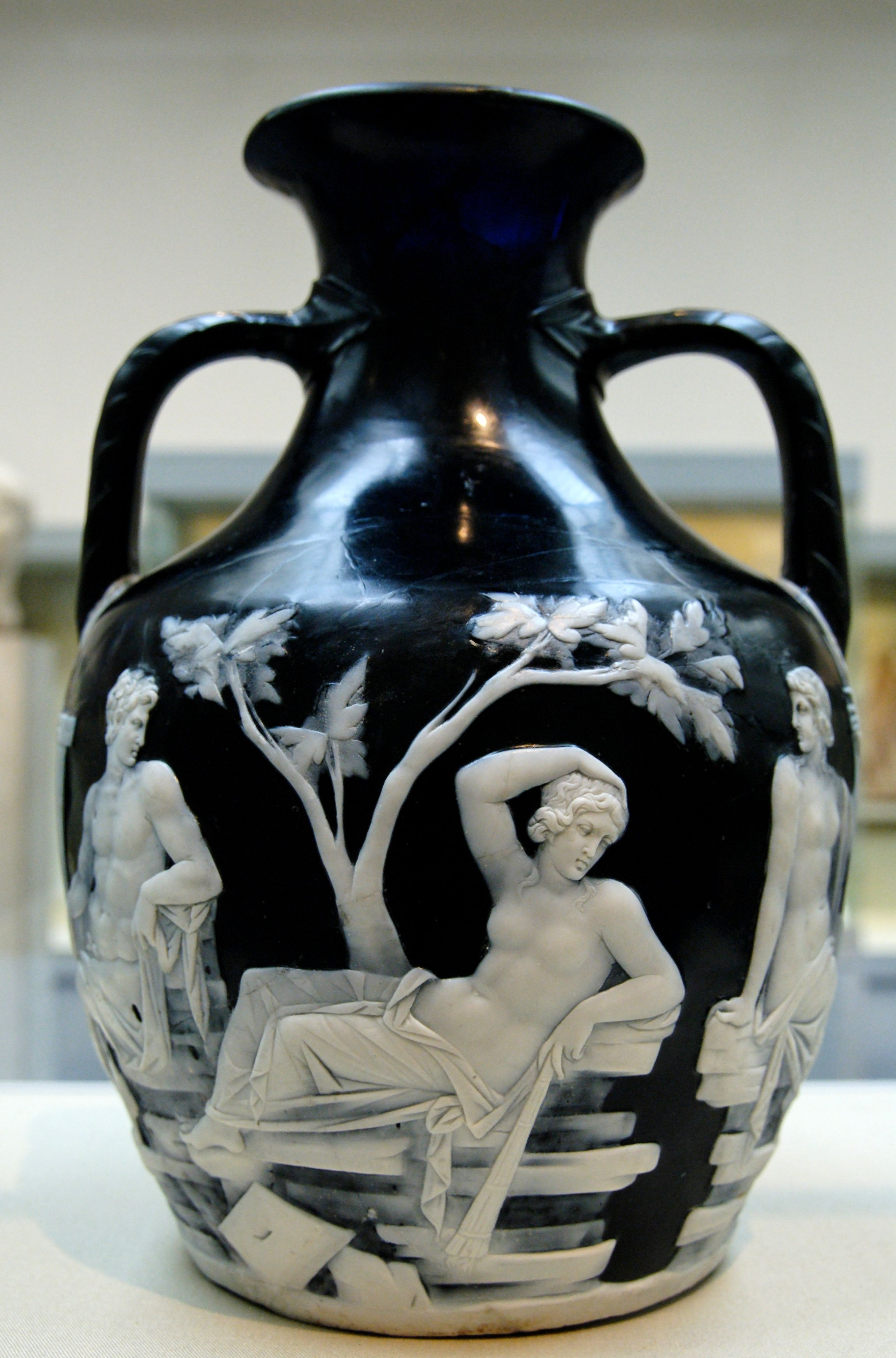 Line by line discussion of john keats ode on a grecian urn portland vase roman cameo glass vase was created sometime in the early century b reviewsmspy