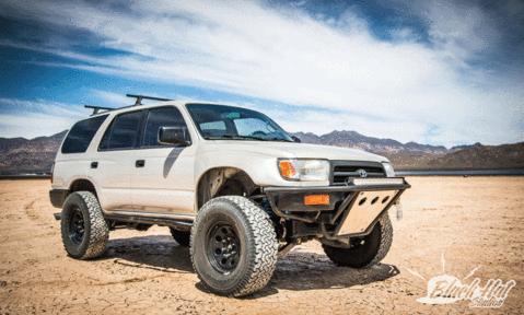 4runner Fiberglass Fenders 4 5 Flare And A 3 Rise For 1996 2002 4runners More At Www Pure4runner Com 4runner Toyota 4runner Overland 4runner
