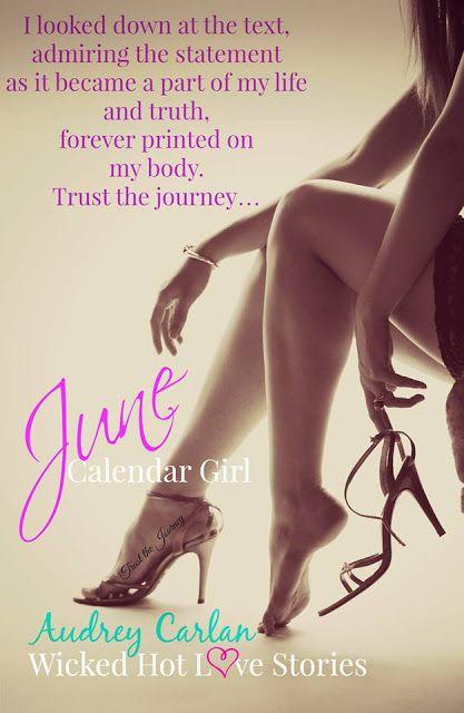 June (Calendar Girl #6) By Audrey Carlan