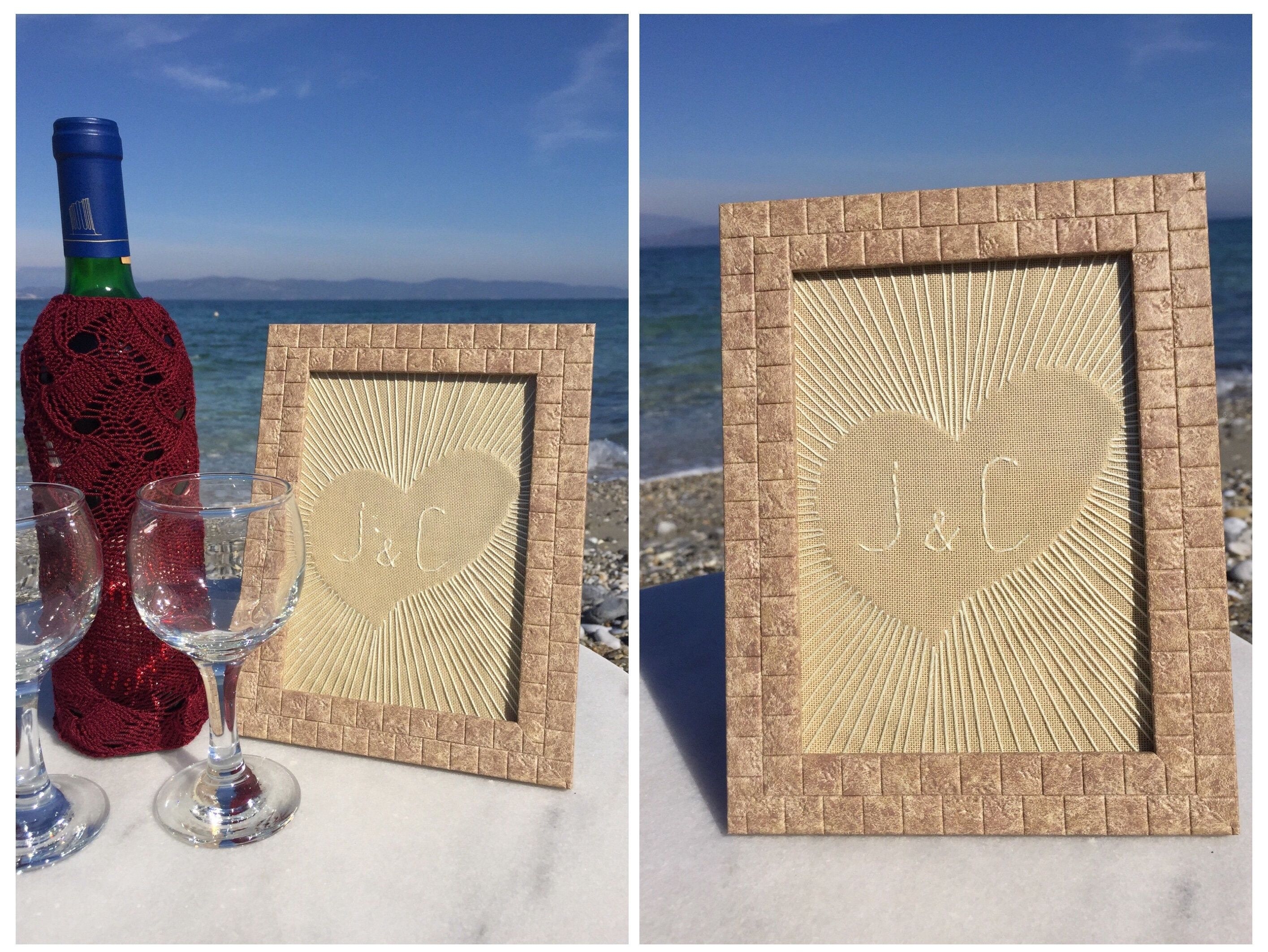 Lace anniversary gift for him 13 year wedding anniversary