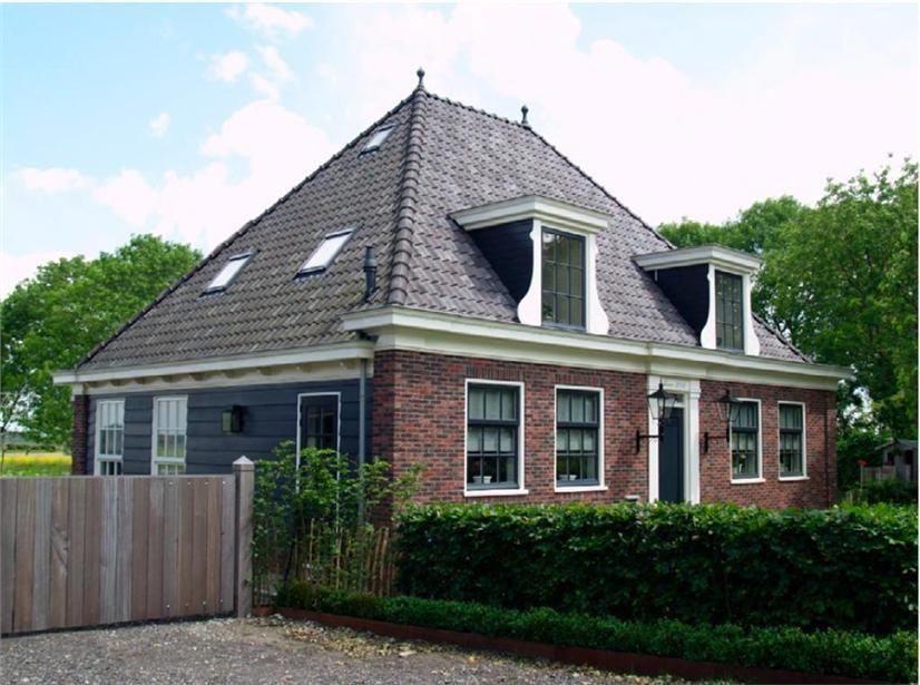 Huis te koop wardererf kavel met notariswoning bouwnr 3 for Kavel en huis droomhuis