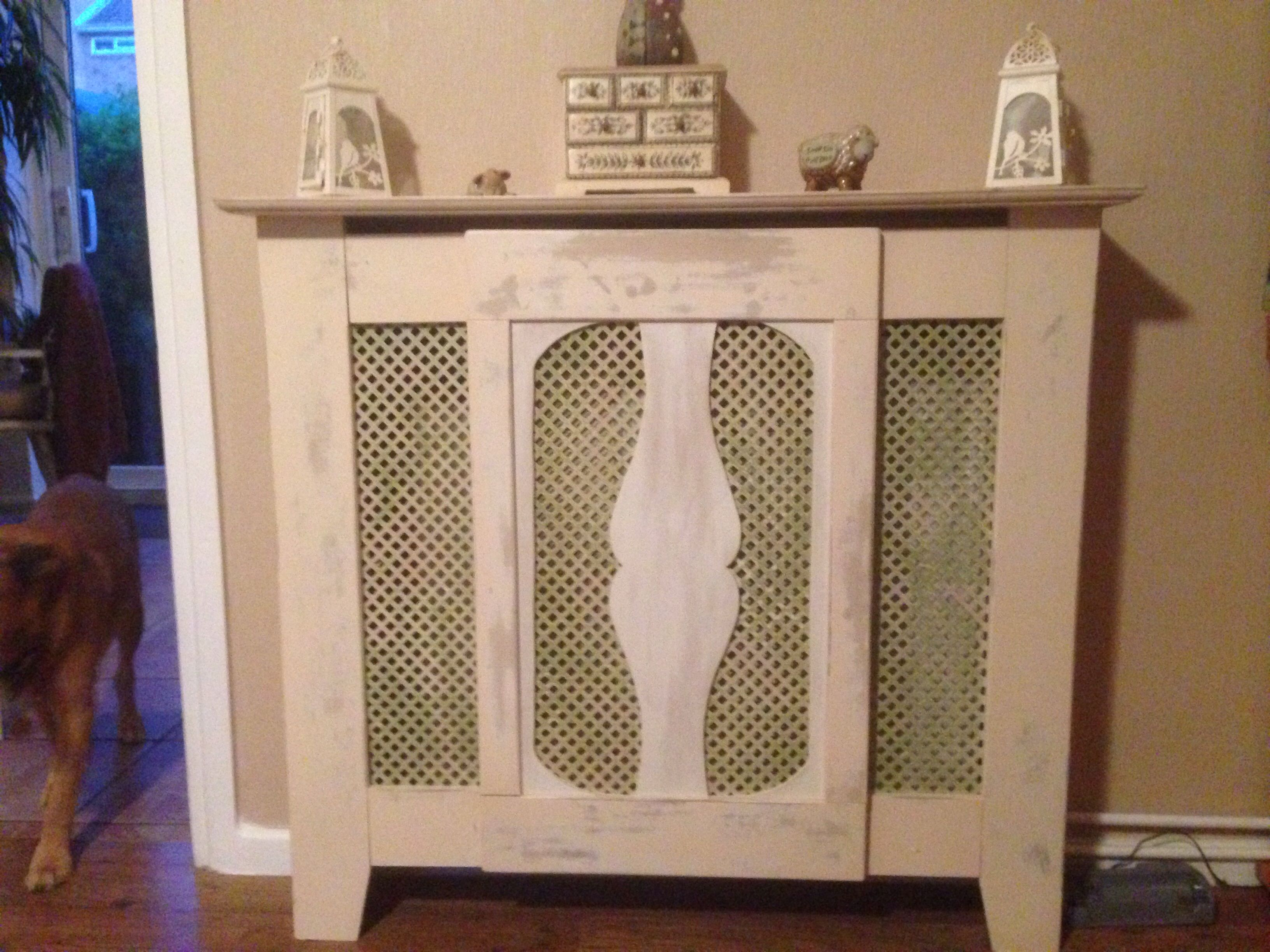 Awesome Re Vamped Bargain Basement Radiator Cover Shabby Chic Download Free Architecture Designs Scobabritishbridgeorg
