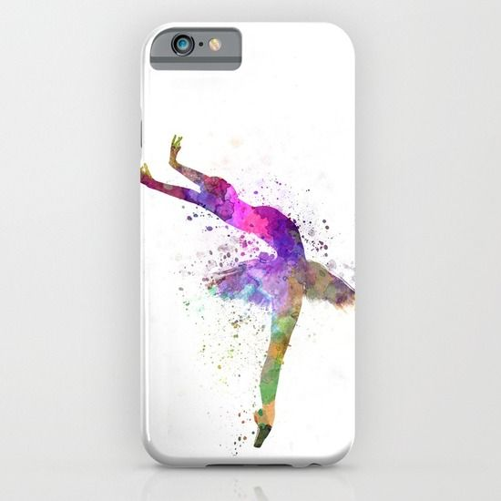 Ballerina Phone Case