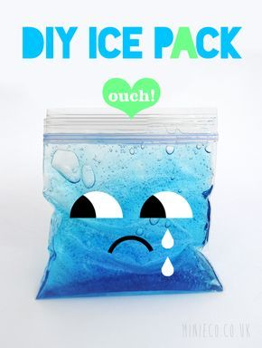 Diy Ice Pack Diy Ice Pack Fun
