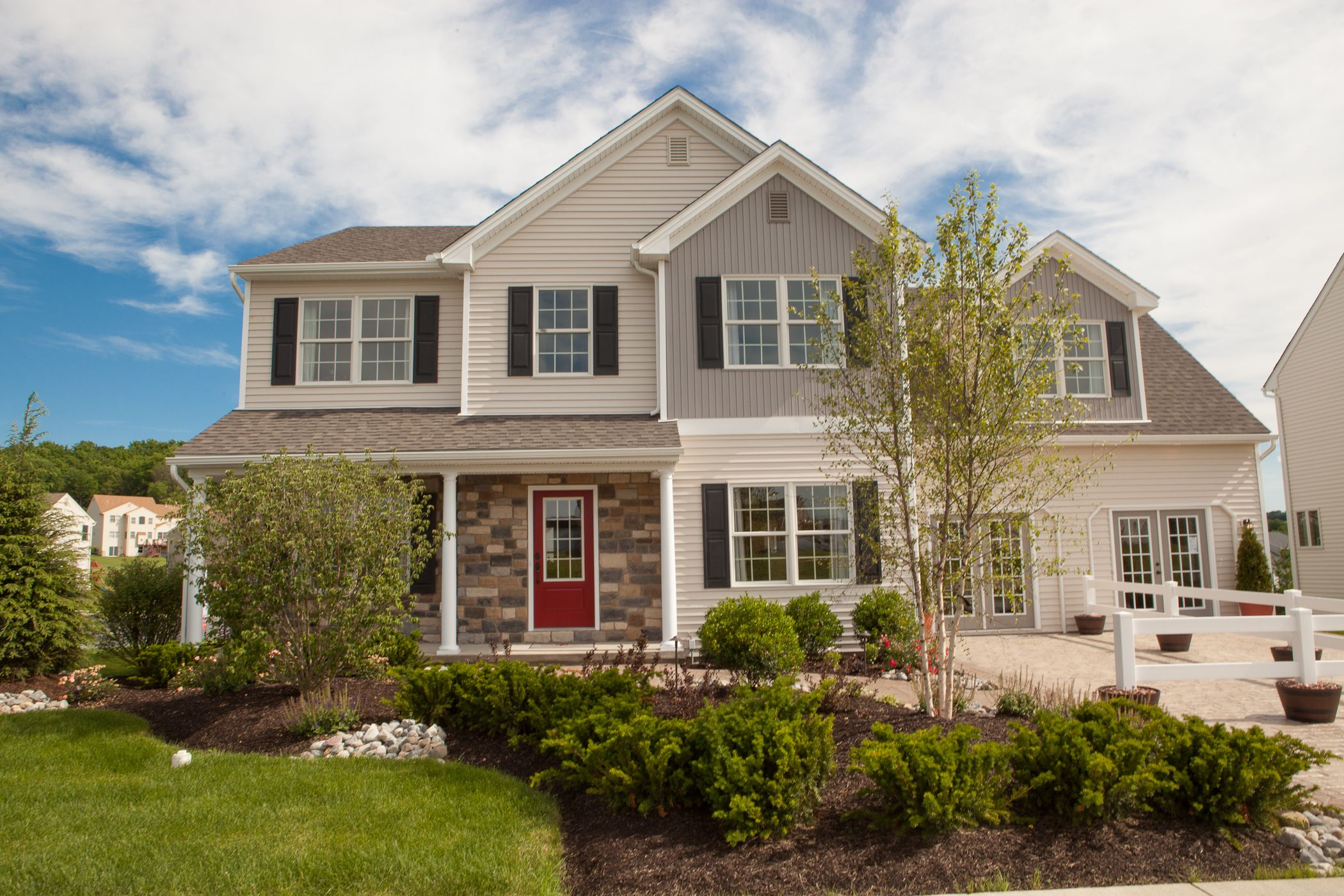 Meet Our Newest Model Home The Monocacy