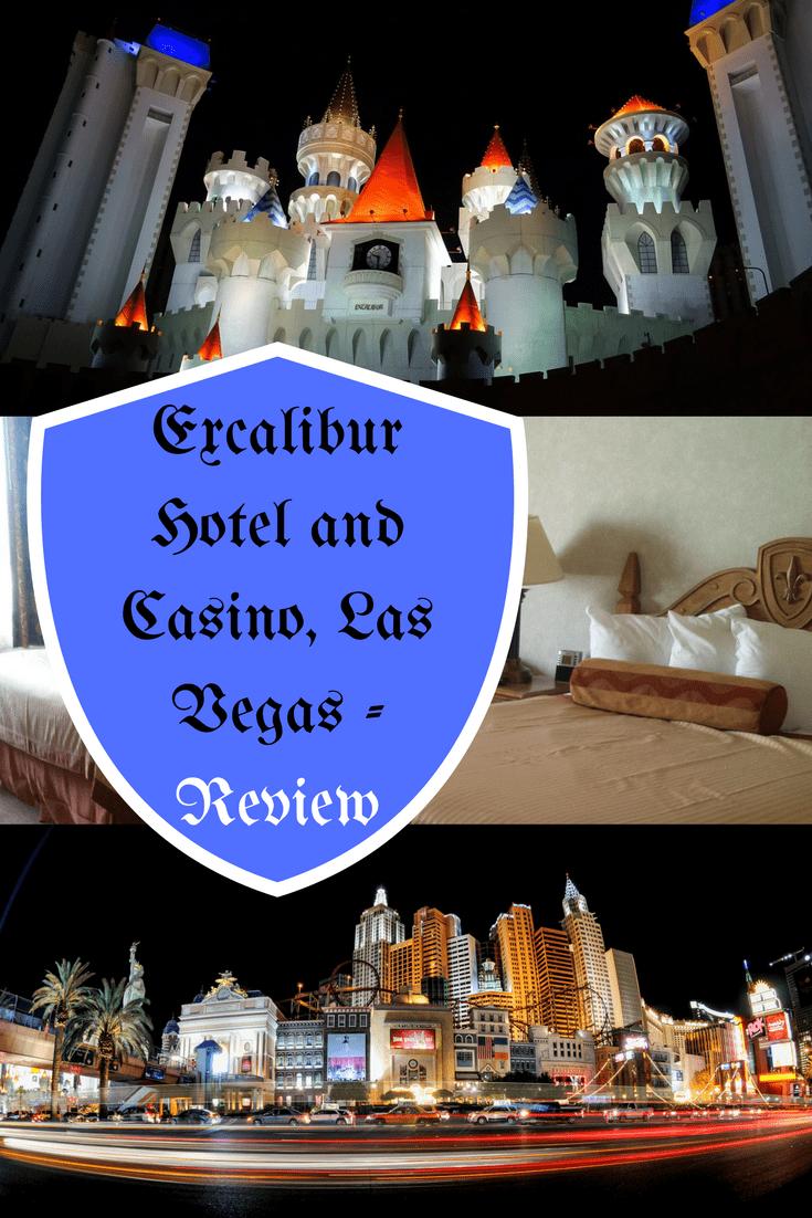 Excalibur Casino Reviews
