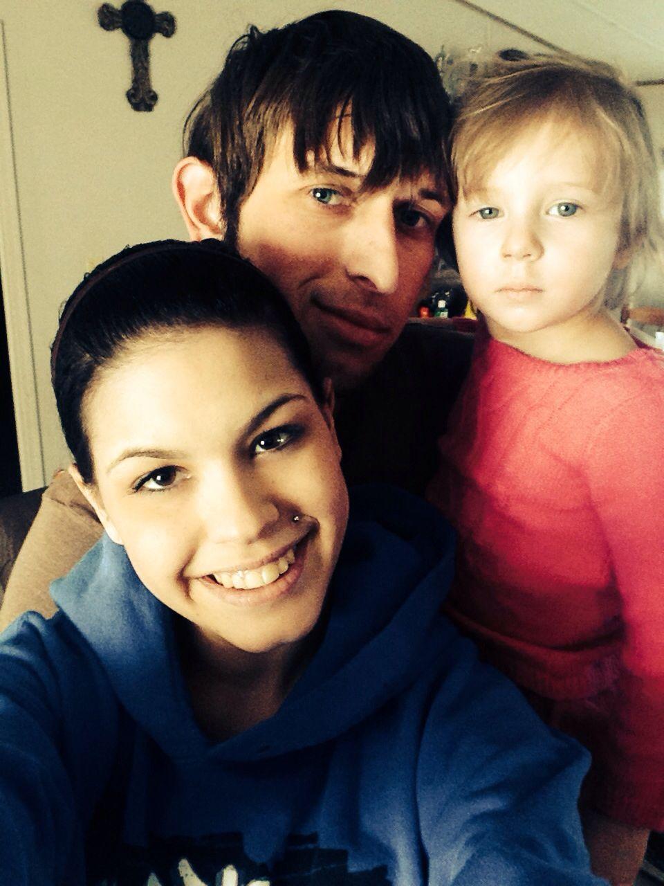 My family(: