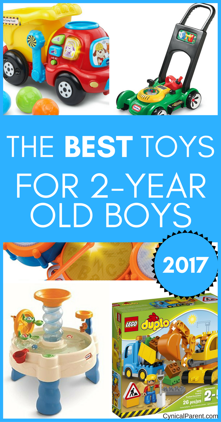 Best Toys For 2 Year Old Boys 2017 Holiday Season Edition