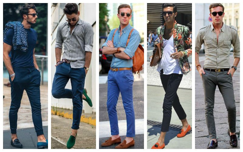 How To Wear Loafers Like A Dapper Man Loafers Men Outfit How To Wear Loafers Dapper Men