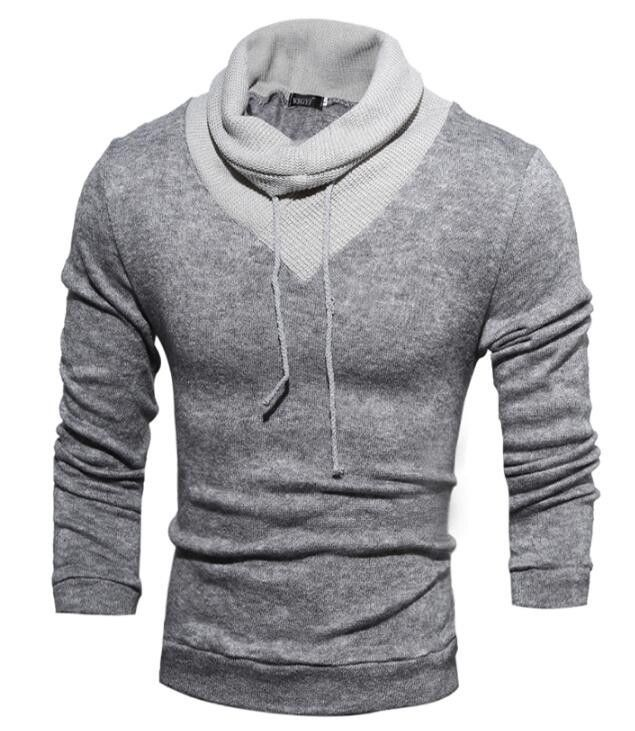 Mens Sweatshirt Knitwear Sweater Jumper Pullover Long Sleeve Size S M L XL XXL
