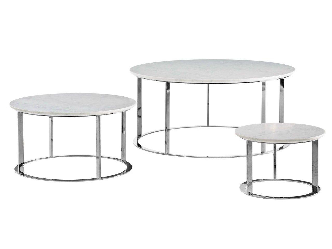 Round Marble Coffee Table Mera By B B Italia Design Antonio Citterio B B Italia Mesas De Cafe De Marmol Mesas De Cafe [ 959 x 1279 Pixel ]