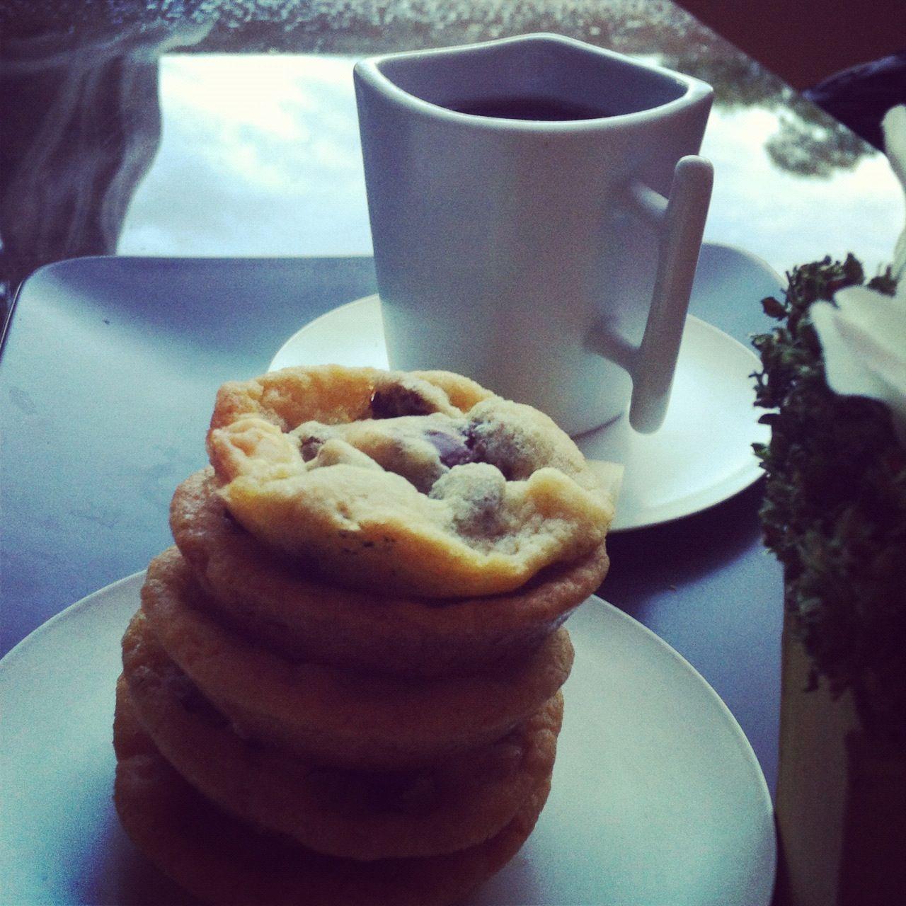 Irresistible Chocolate Chip Cookies, White Chocolate & Milk Chocolate Chips!
