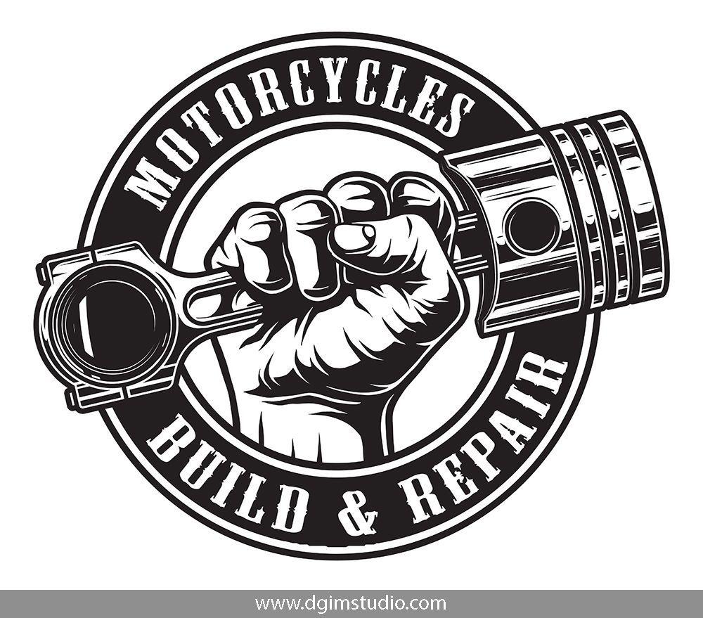 Motorcycle Bundle Motorcycles Logo Design Motorcycle Logo Motorbike Art
