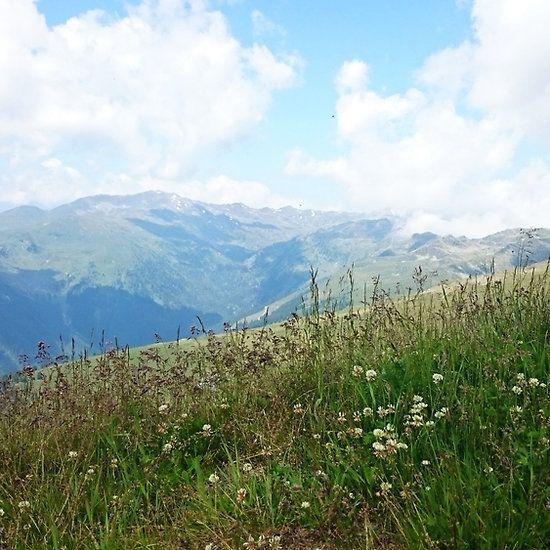 Austrian Alpes