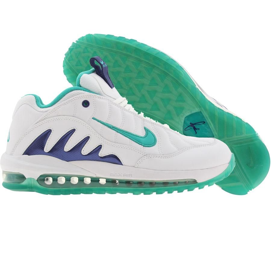 Nike Total Griffey Max 99 (white / new green / deep royal) 488329-