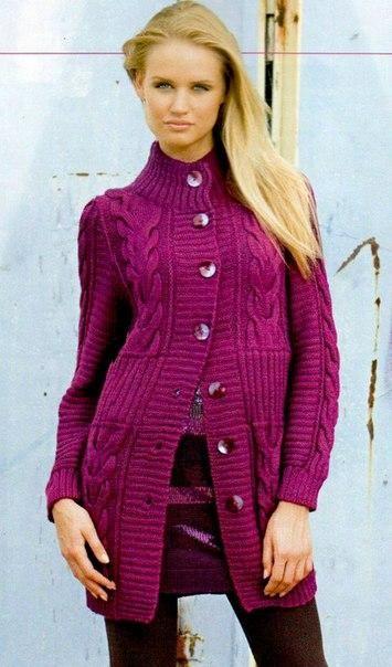 0eb9ca791a73 вязание для женщин - Самое интересное в блогах | Вязание спицами ...