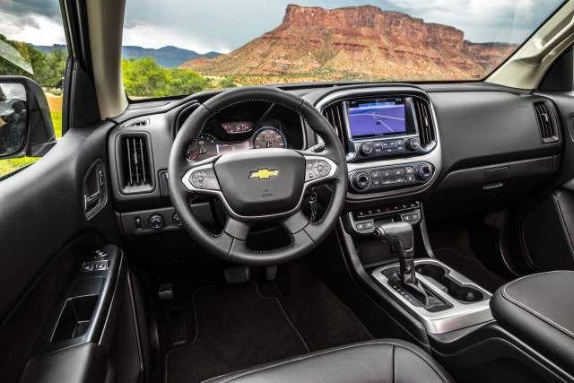 2018 Chevy Colorado Redline Edition Of The Zr2 Chevrolet