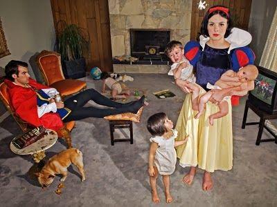 En Imágenes: Las Princesas Caídas de Disney ~ Culturizando