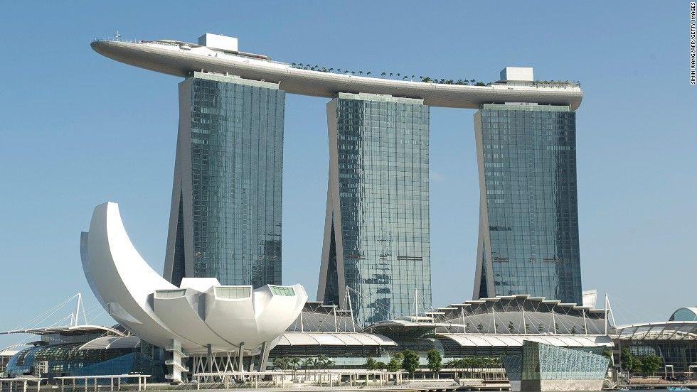 The world's 100th 'supertall' skyscraper has arrived - CNN