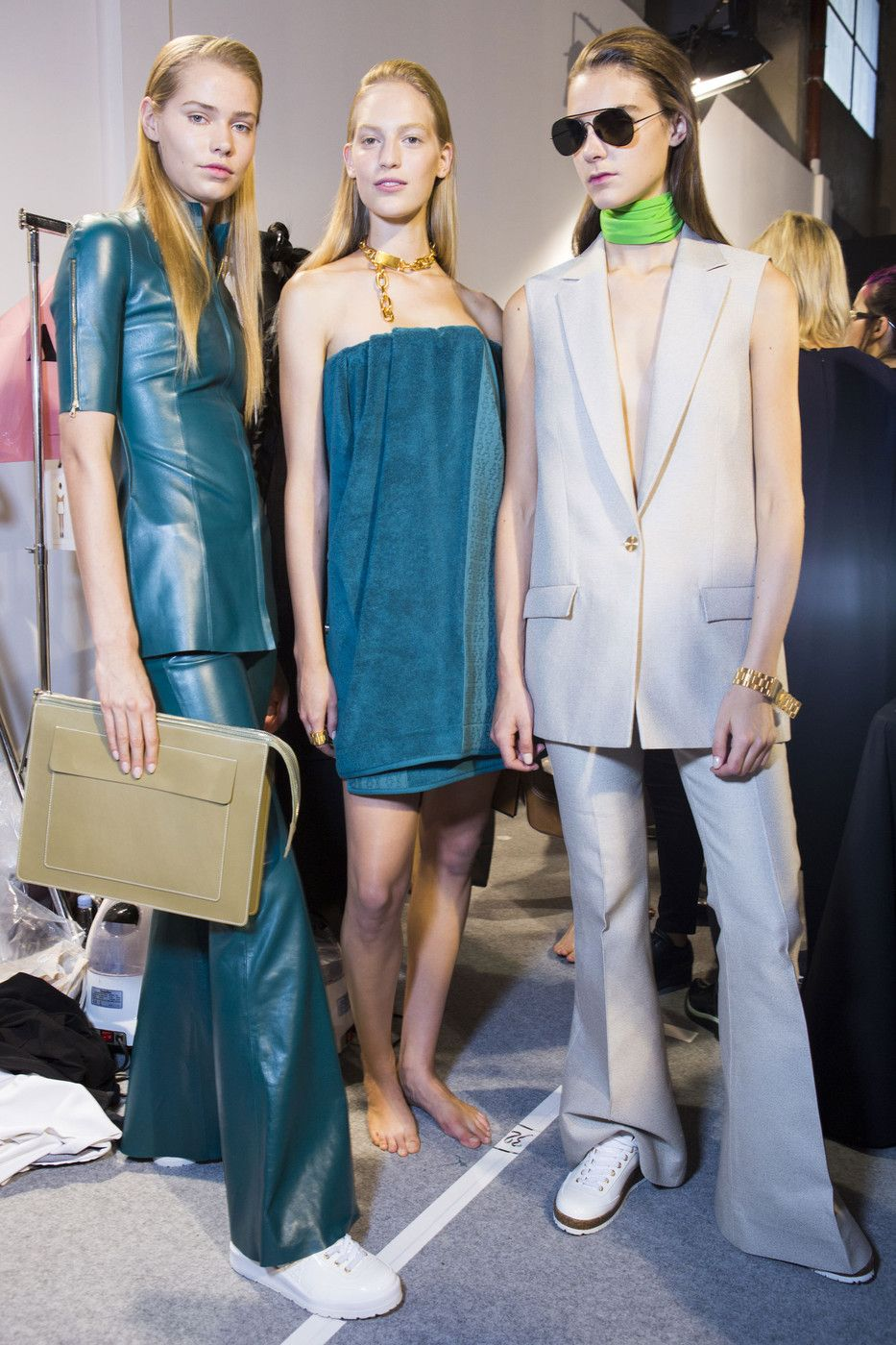 Acne Studios at Paris Fashion Week Spring 2015.