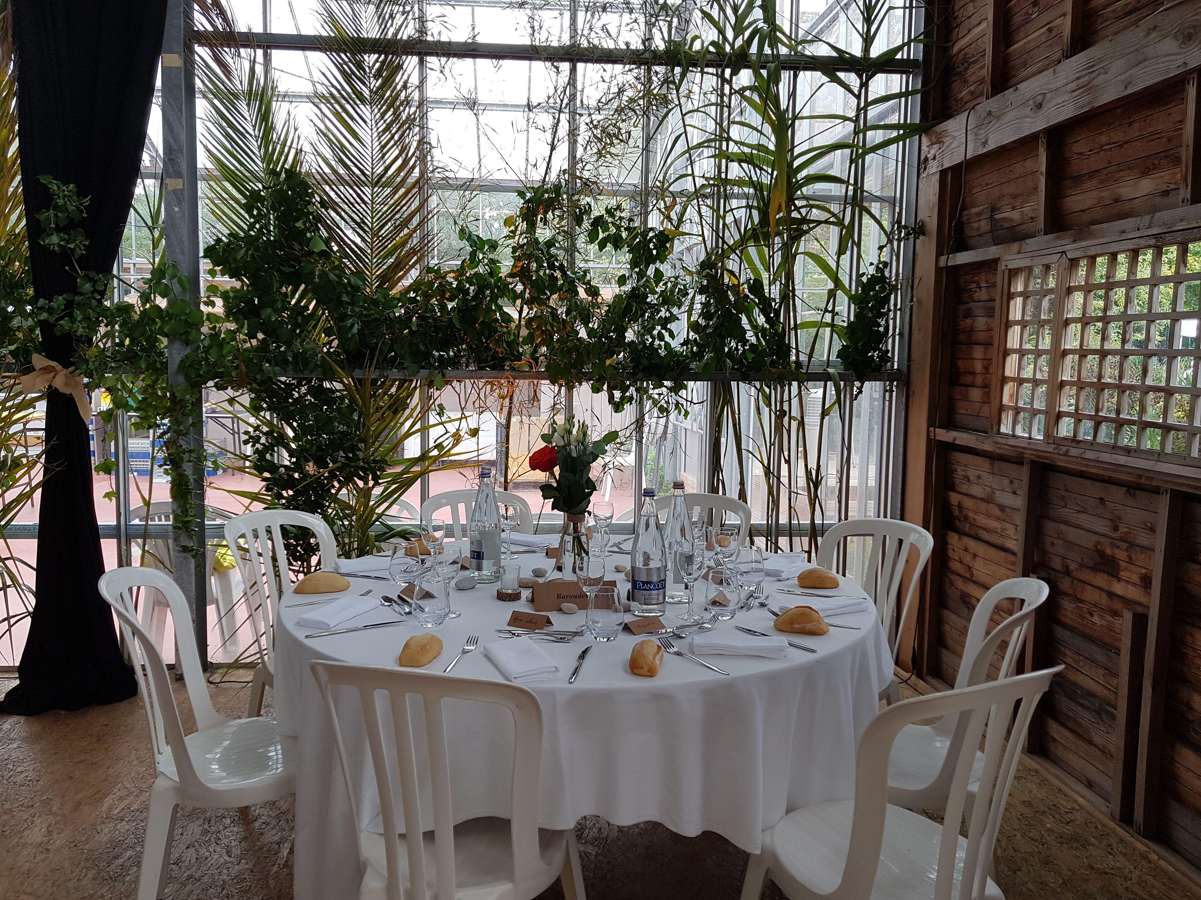 Mariage végétal aux Jardins de Rospico à Nevez ...