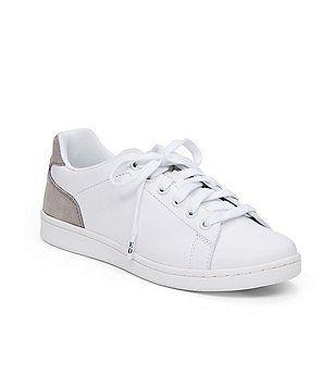 ED Ellen DeGeneres Chapala Leather Sneakers 2zh1Od7nR