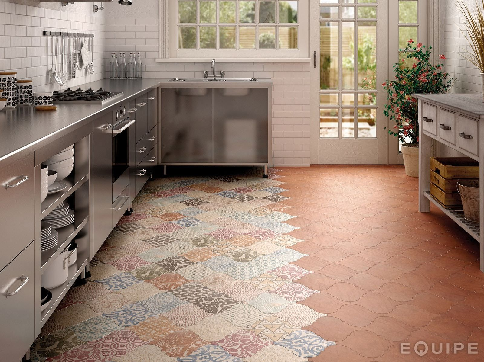 Uncategorized Tiles Kitchen Floor 21 arabesque tile ideas for floor wall and backsplash backsplash