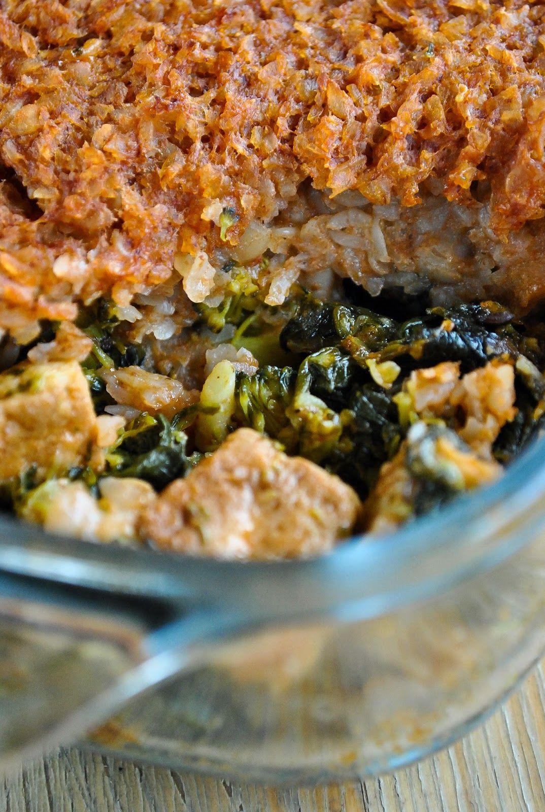 Shepherd's pie with buckwheat, veggies and tofu |VeganSandra - tasty, cheap and easy vegan recipes by Sandra Vungi