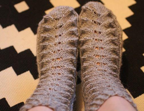 Piirakka sukat.