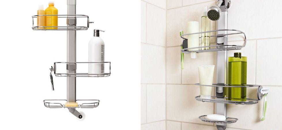 Shower Caddy Corner Shower Caddy Shower Bathroom
