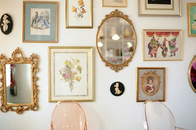 Superb Wall Of Frames | Decor, Frames, Interior Design, Wall   Inspiring Picture On