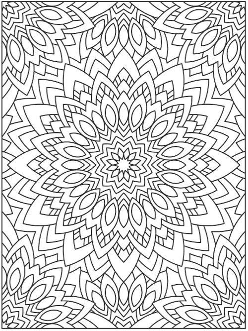 Pin By Charlean Starr On Pages To Print And Colour Mandala Coloring Pages Abstract Coloring Pages Mandala Coloring Books
