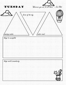 picture relating to Bullet Journal Printable Pages called Free of charge Bullet Magazine Printables Bullet Magazine Commitment