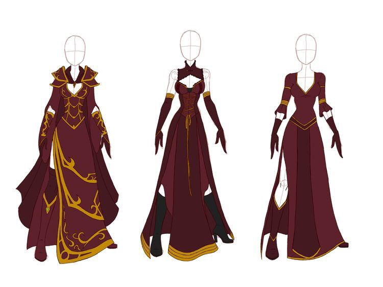 Look Like Firebender Outfits Art Clothes Fantasy Clothing Anime Dress