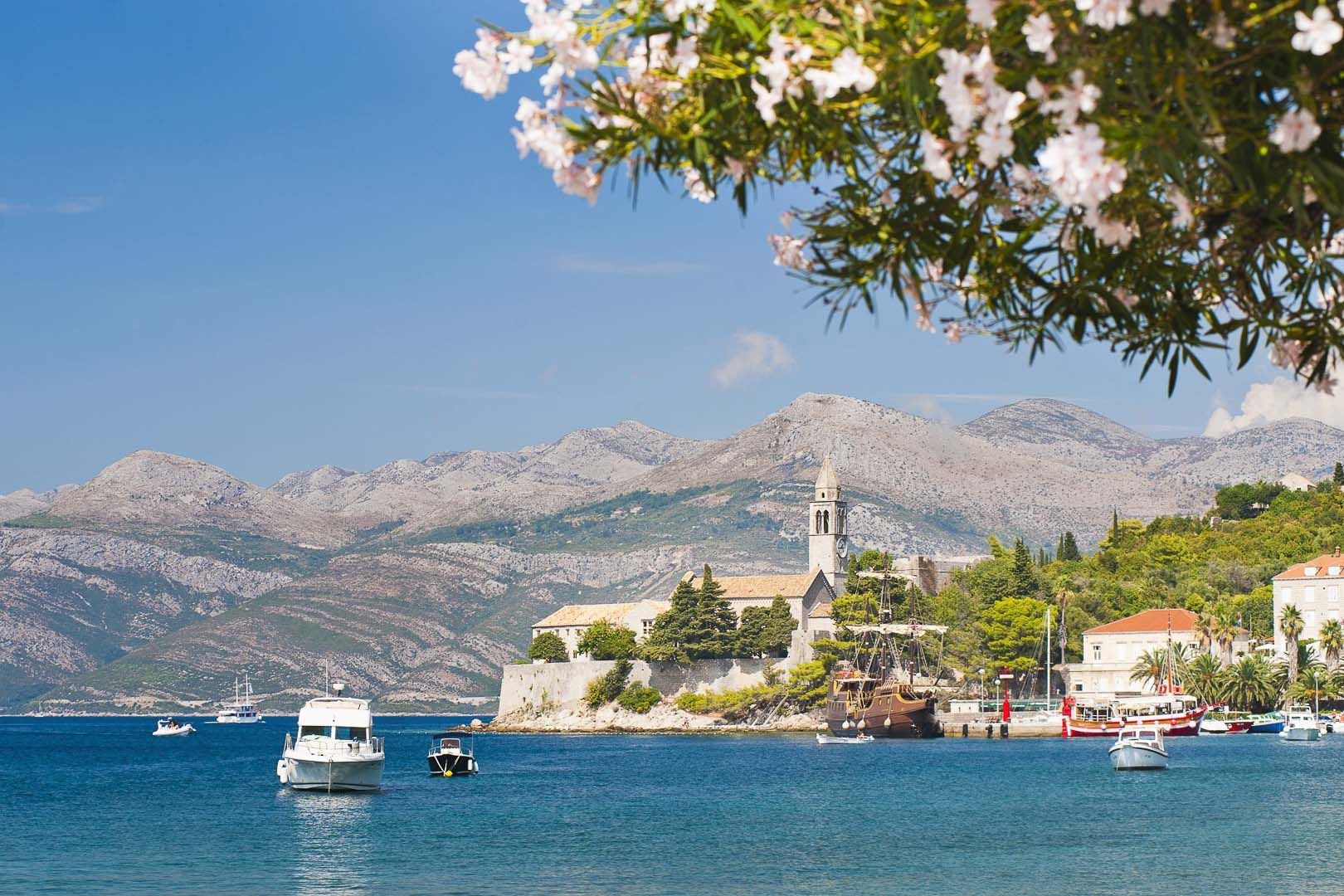 lopud croatia Google Search Honeymoon Travels Pinterest