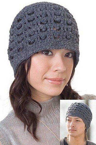 Free Crochet Pattern Hat | Projects to try | Pinterest | Mütze ...