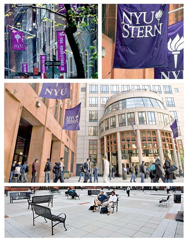 New York University Topmbaconnect Dream College York University Dream School