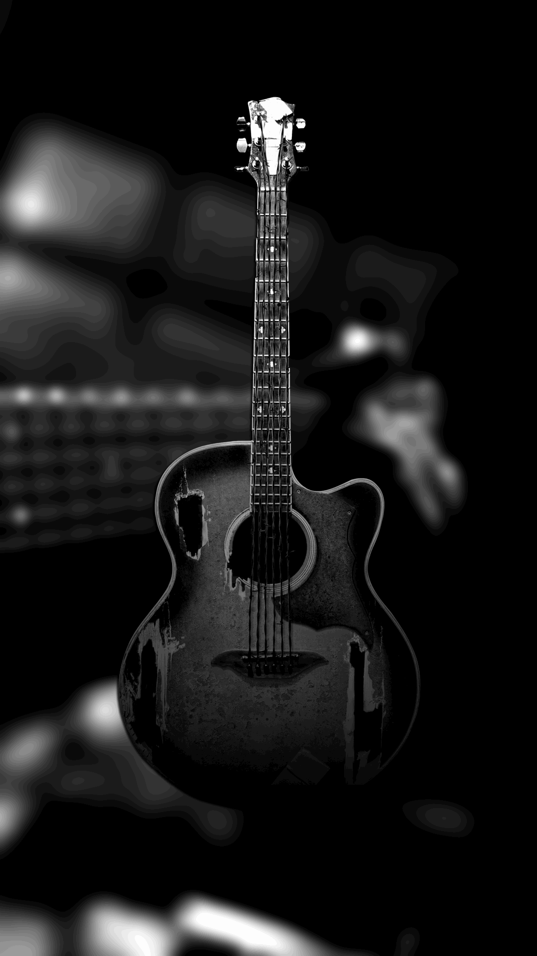 Guitar Wallpaper 4k Iphone Trick Di 2020 Iphone