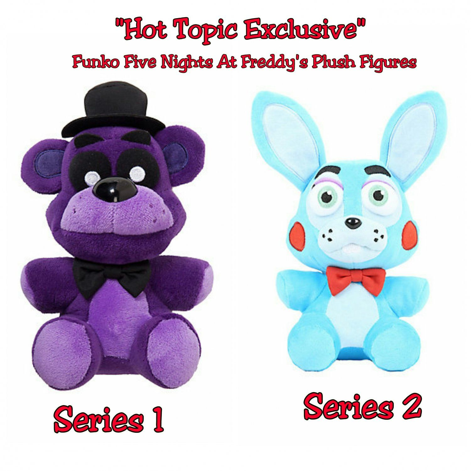 Toys From Hot Topic : Five nights at freddy s shadow toy bonnie