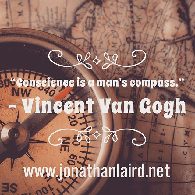 Conscience Compass Direction Quotes Quotestoliveby Life