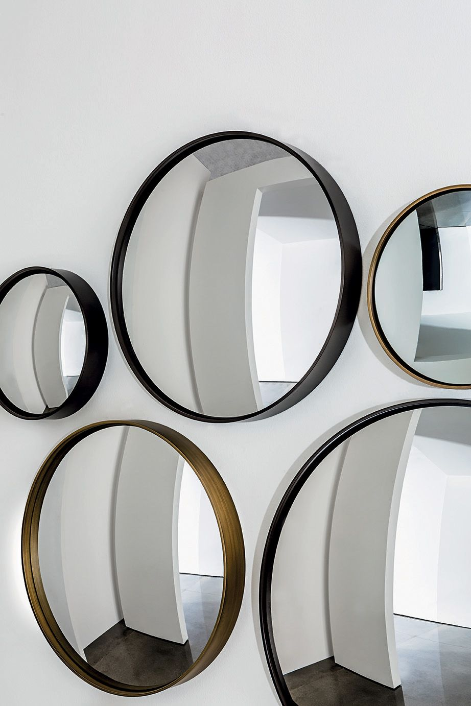 Sail #mirror A Collection Of Concave And Convex Mirror Which Creates  Beautiful Effect In Your