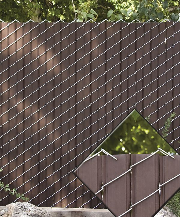 Fin2000 Fence Slats Privacy Chain Link Fence Slats Fence