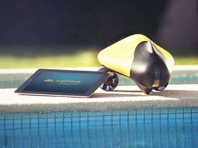Ziphius The Aquatic Drone Underwater Camera Drone Technology Drone