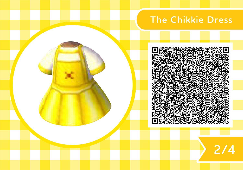 Animal Crossing New Horizon Kawaii Chikkie Dress Pattern Tutorial